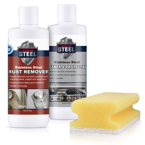 Stainless Steel rust remover kit