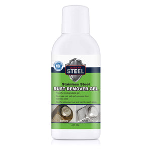 Rust Remover Gel for Advanced Rust and Hard to Reach Area's
