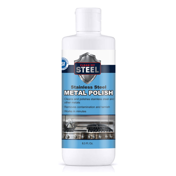 Metal Polish for Stainless Steel