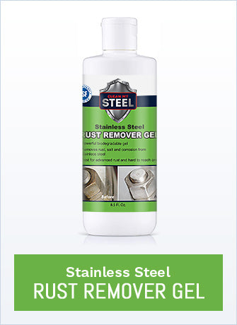Shop Stainless Steel Rust Remover Gel
