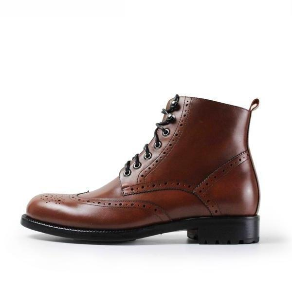 Century Brogue Boot - KASA