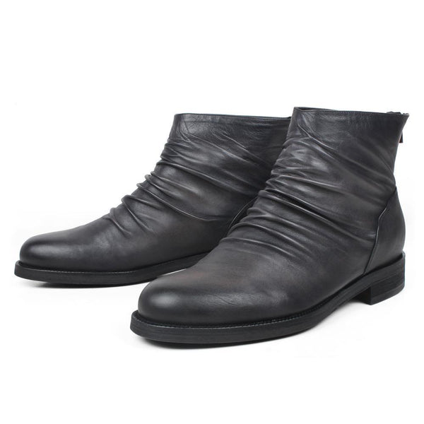Italian Black Boot - KASA