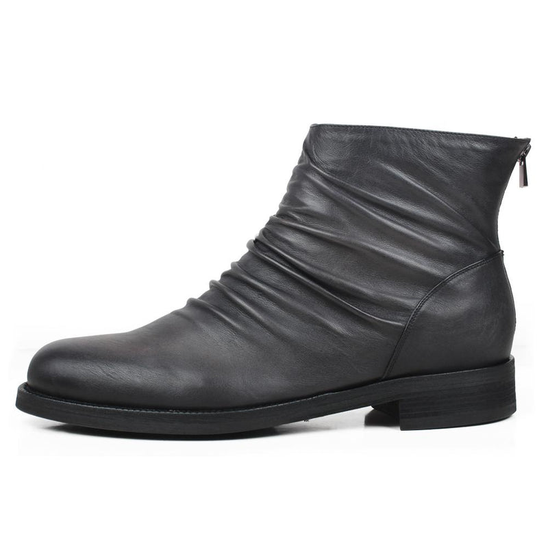 Italian Black Boot | KASA