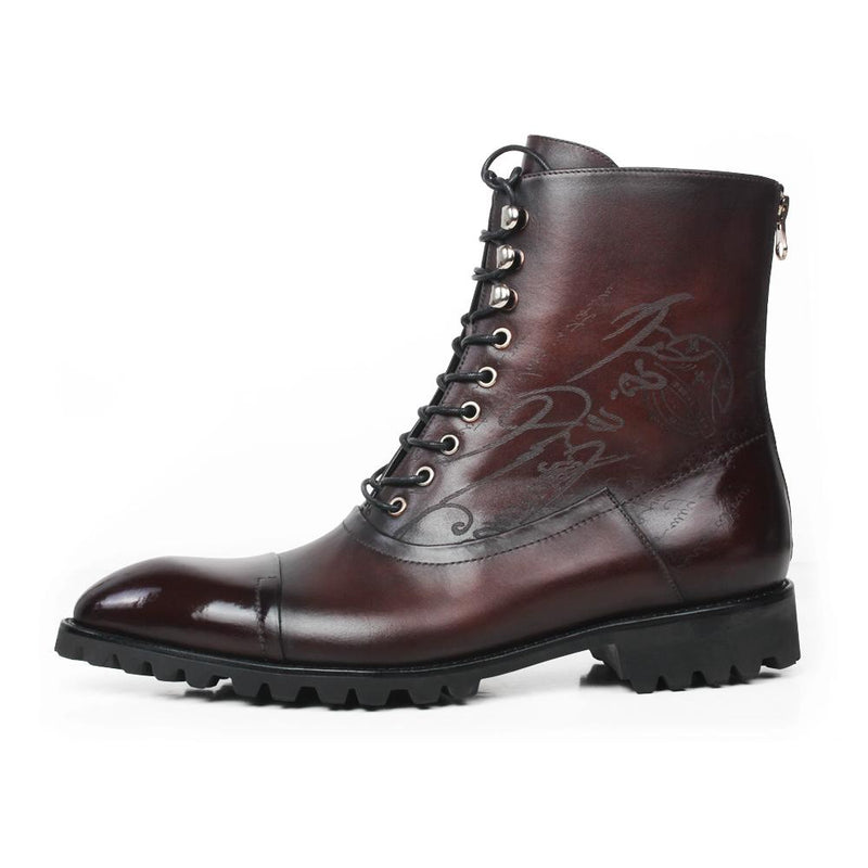 Prestige High Boot - KASA