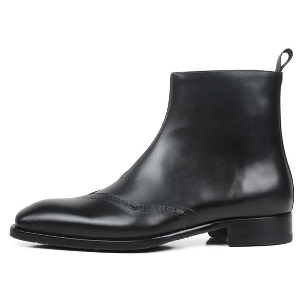 Brogue Chelsea Boot - KASA
