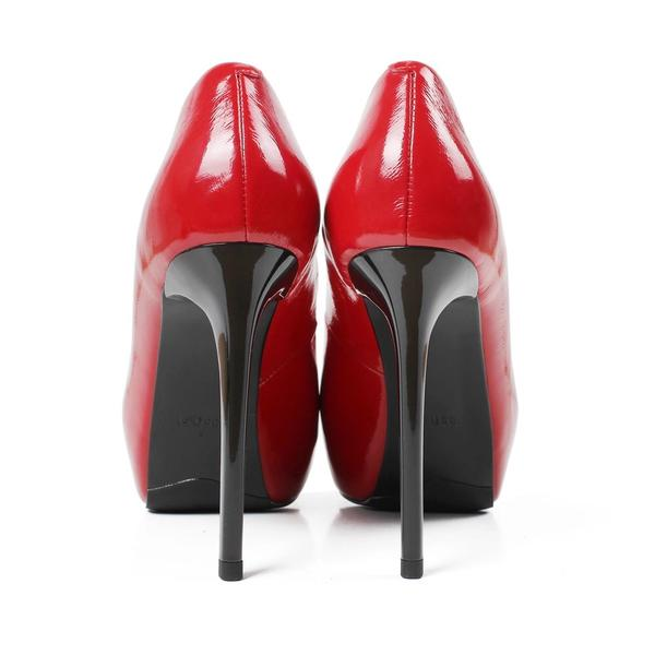 Patent Leather Pump | KASA