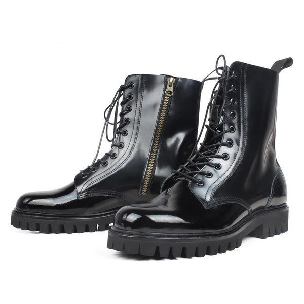 Jet Black Boot - KASA