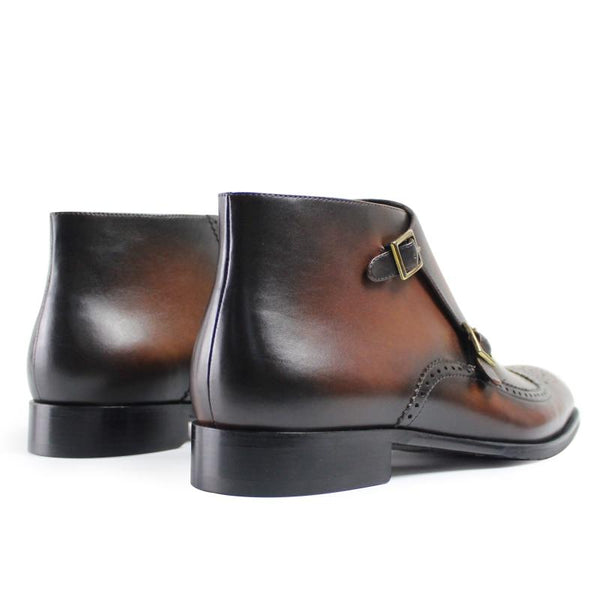 Moonlight Buckle Boot - KASA