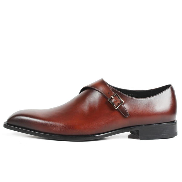 Derbo Buckle Shoe - KASA