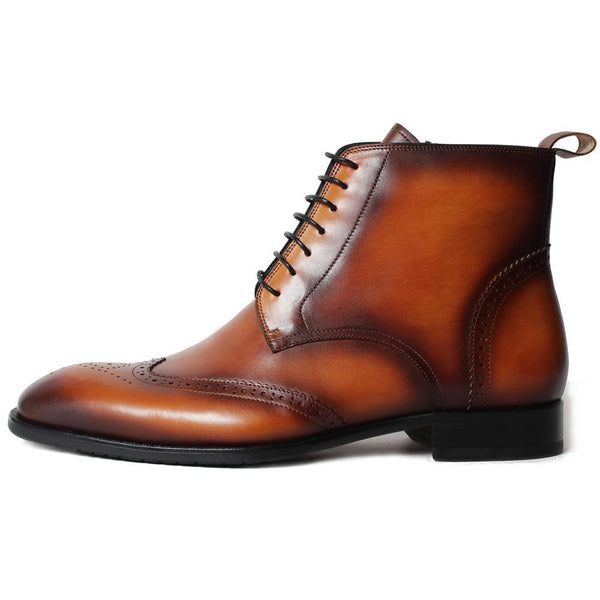 Brogue Boot - KASA