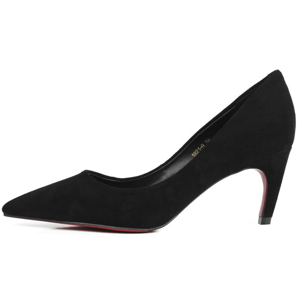 Day Dream Suede Pump - KASA