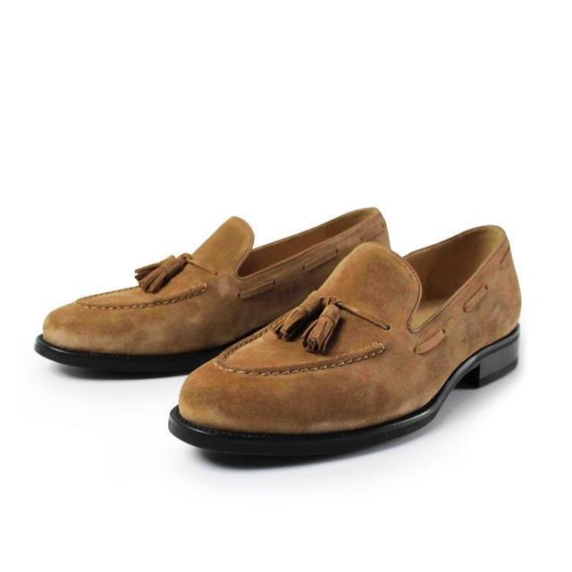 Gentleman Tassel Loafer | KASA
