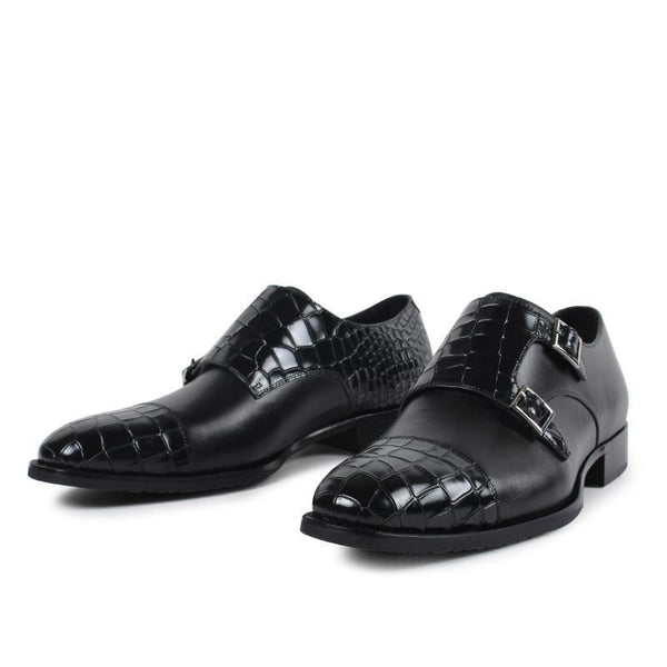 Portfolio Spine Buckle Shoe - KASA