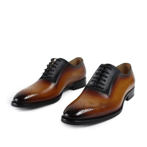 Portfolio Brogue Oxford - KASA