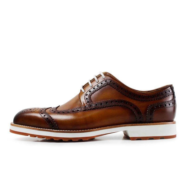 New York Brogue Sneaker | KASA