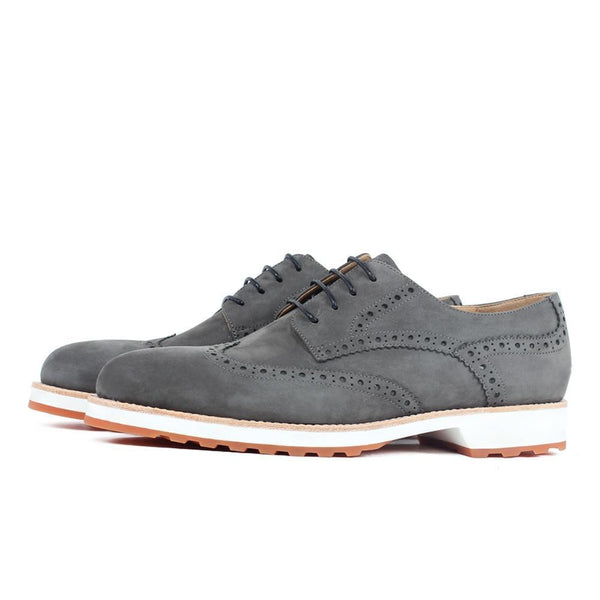 Paris Brogue Sneaker - KASA