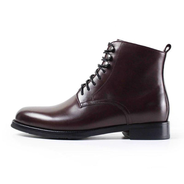 Prestige Lace-Up Ankle Boot | KASA
