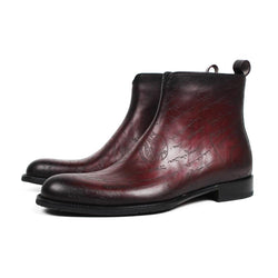 Prestige Egyptian Ankle Boot | KASA
