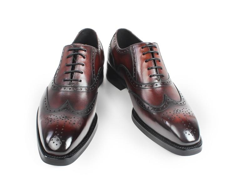 Portfolio Brogue Oxford | KASA