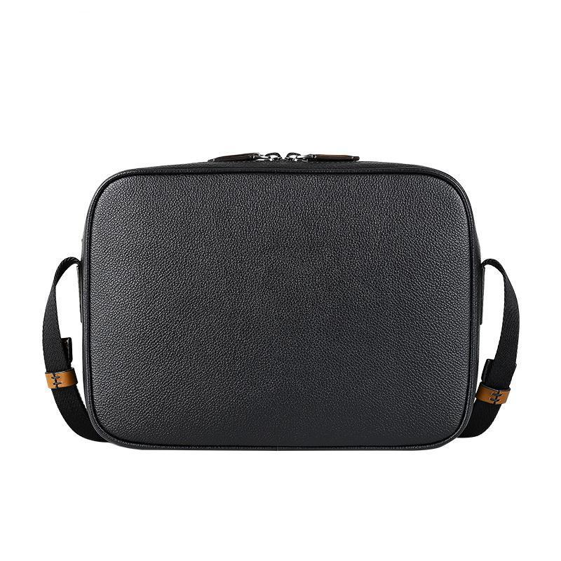 Business Double Zipper Bag | KASA