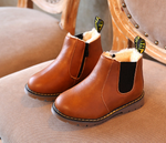 Boy's British Leather Boots