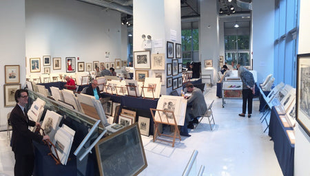 New York Print Fairs - Changing Experiences