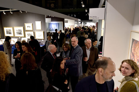 Opening Night EAB Fair - Print Fair New York