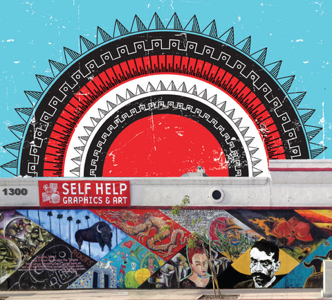 Self Help Graphics - Los Angeles California - printmaking