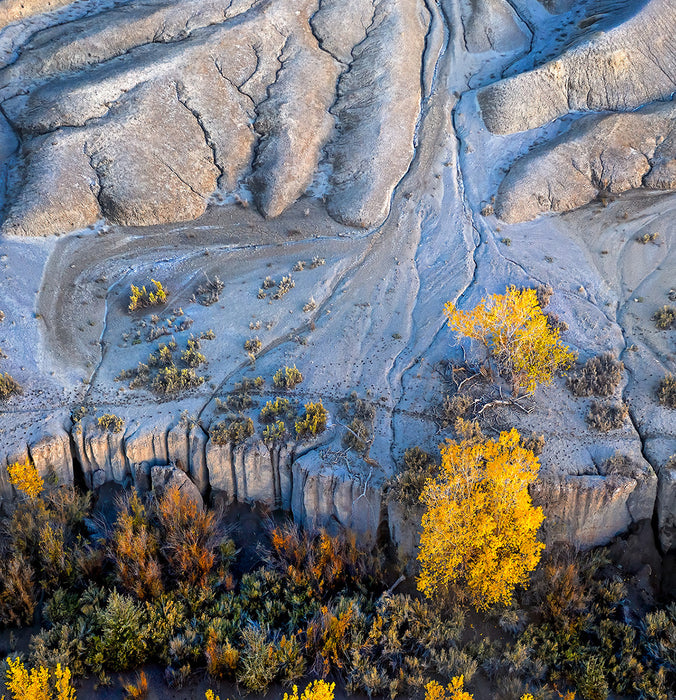 Daniel Anderson - Terminal Erosion Bench - Utah - color photo