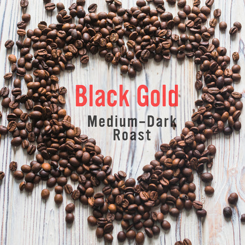 Royal Coffee Roasters, Edenvale, Johannesburg - Black Gold - Roast Master's Choice