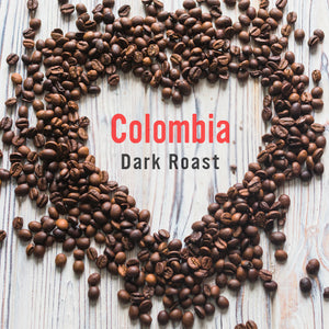 Royal Coffee Roasters, Edenvale, Johannesburg - Colombia Dark Coffee Beans