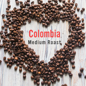 Royal Coffee Roasters, Edenvale, Johannesburg - Colombia Medium Roast Coffee Beans