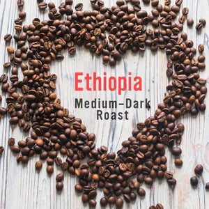 Royal Coffee Roasters, Edenvale, Johannesburg - Ethiopia Medium-Dark Roast Coffee Beans