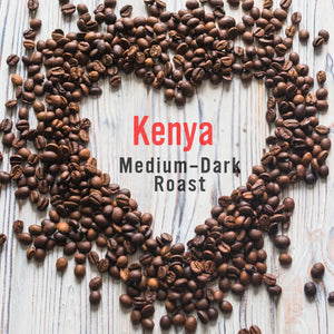 Royal Coffee Roasters, Edenvale, Johannesburg - Kenya Medium Dark Roast Coffee Beans
