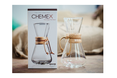 Royal Coffee Roasters, Edenvale, Johannesburg - Chemex 3 Cups Coffee Maker