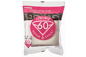 Royal Coffee Roasters, Edenvale, Johannesburg - Hario Dripper 01 Filter Paper