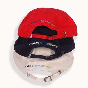Paddle Tennis Hats