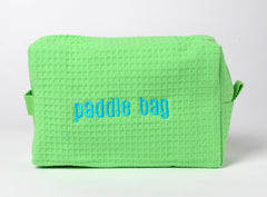 "$20 Cosmetic Bag ""paddle bag"""