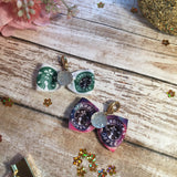 Starbucks inspired - Petite Planner Bow Charm, Planner Accessories, TN Accessories
