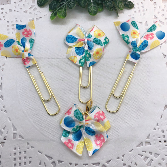 Easter Eggs Planner Clip Set