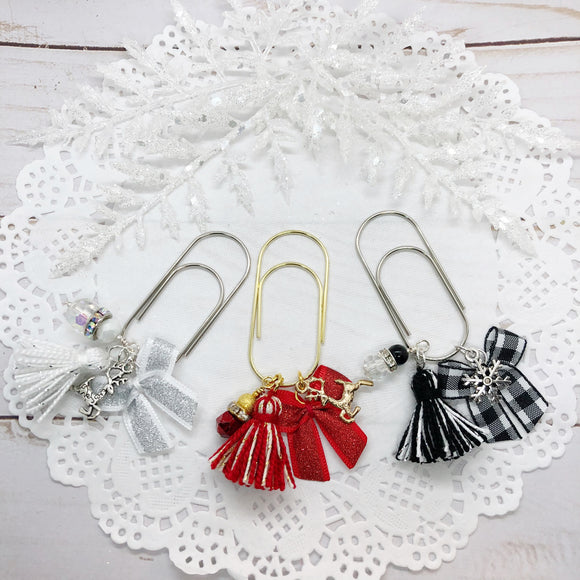 Winter Dangle Clips