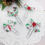 Silver Bells Planner Clips or Charms