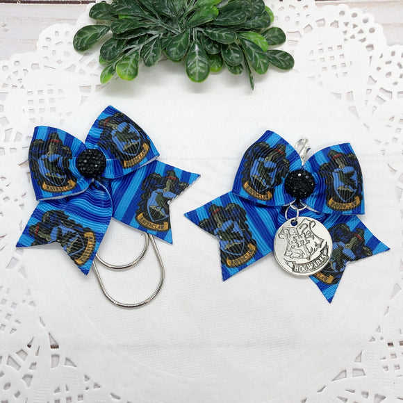 Harry Potter Inspired Ravenclaw Planner Charm or Clip