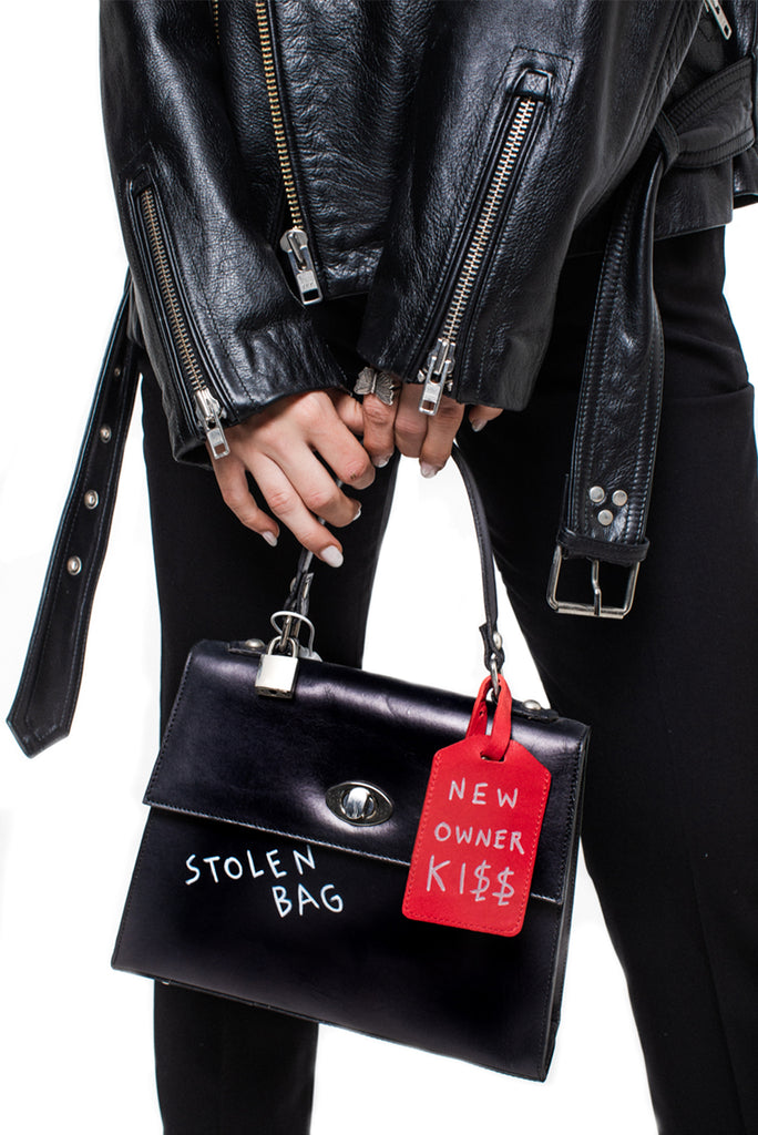 "KISSNKILL 10-Handbag ""Stolen Bag"""