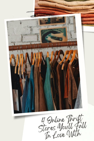 4 Online Thrift Stores You'll Fall In Love With