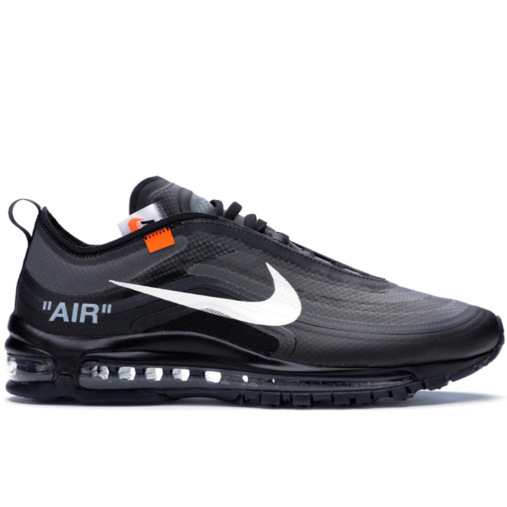 "82fb47ae55 THE TEN: Air Max 97 Off-White ""Black"" – Exclusive Market"