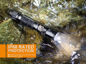 Fenix PD35 water proof