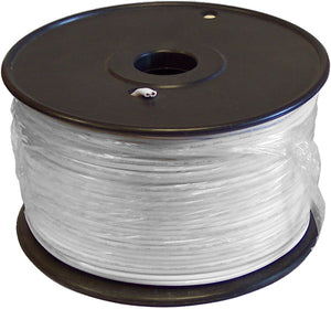 White 500 foot spool of SPT-1 wire