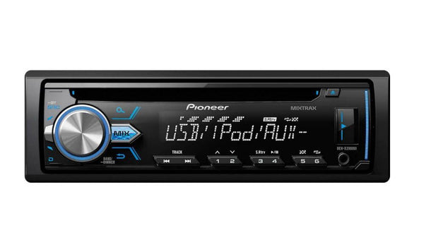 Pioneer DEH-X2900UI Single-DIN In-Dash CD Receiver