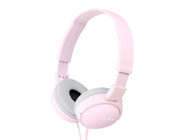 Sony Dynamic Foldable Headphones MDR-ZX110-P